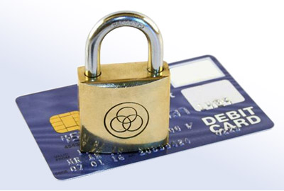 Image of lock showing that your online payment is secure